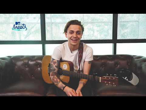 Getting to know Scott Helman (MTV Meets interview)