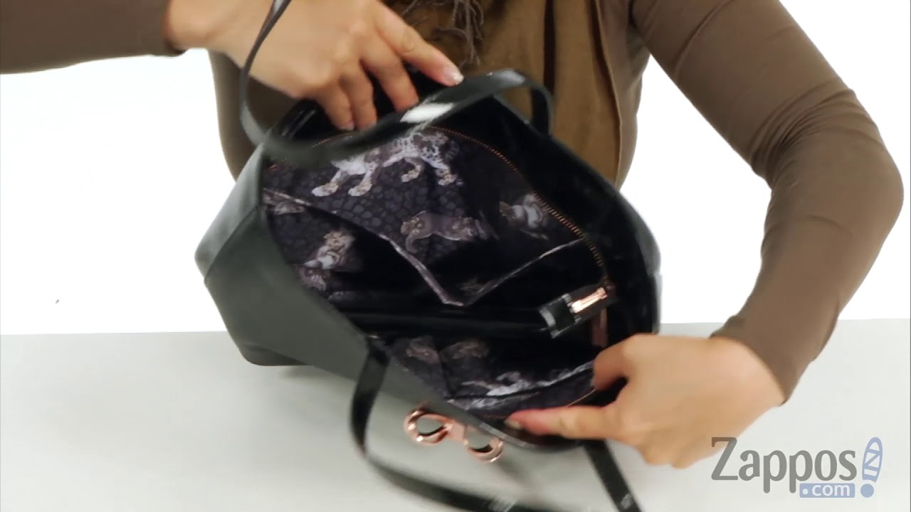 d2057d55946e9a Ted Baker Looped Bow Small Shopper SKU  9026639 - YouTube