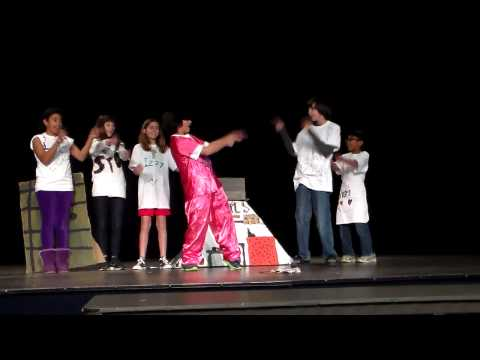 Odyssey Of The Mind Chime Charter school Artchitecture: The Musical division 2