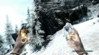 The Elder Scrolls V: Skyrim - Troll Roll
