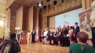 Տեղի ունեցավ Խաղաղության կորպուսի 42 նոր կամավորների երդման արարողությունը