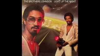Watch Brothers Johnson Light Up The Night video