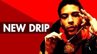 """NEW DRIP"" Trap Beat Instrumental 2018 | Lit Hard Wavy Rap Hiphop Freestyle Trap Type Beat | Free DL"
