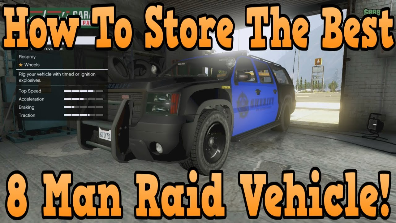 Quot Gta 5 Online Quot How To Mod Save The Best Police Raid