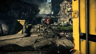 EA CRYSIS 2  Be The Weapon Trailer -  HD