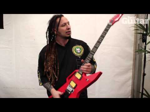 Me And My Guitar: Five Finger Death Punch's Zoltan Bathory and Jason Hook