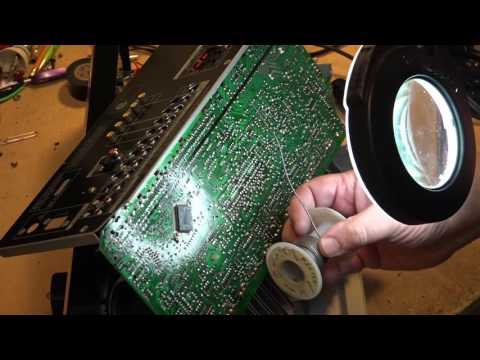 Смотрите сегодня Sony Audio Receiver in Protect mode Repair