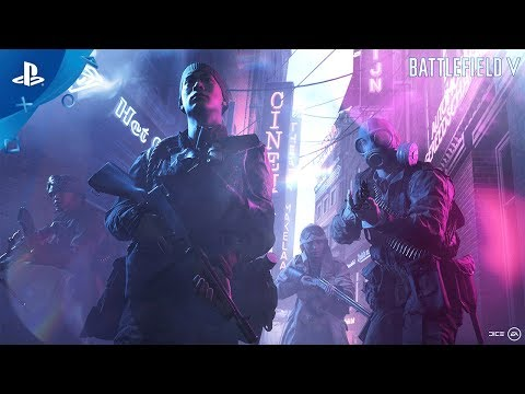 Battlefield V – The Company Trailer | PS4