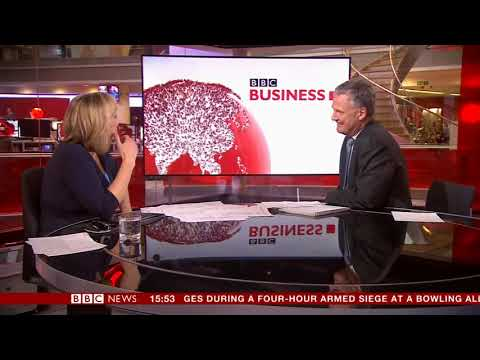 Martine Croxall stirs Jamie Robertson's passion for a date on Live BBC Television