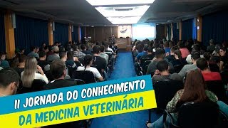"""UNIFOR-MG PROMOVE """"II JORNADA DO CONHECIMENTO DA MEDICINA VETERINÁRIA"""