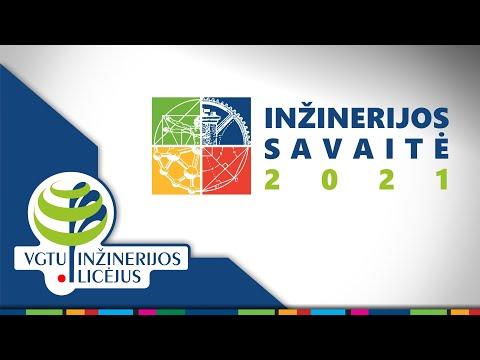 INŽINERIJOS SAVAITĖ ⚙️ Apdovanojimai (2021.04.02)