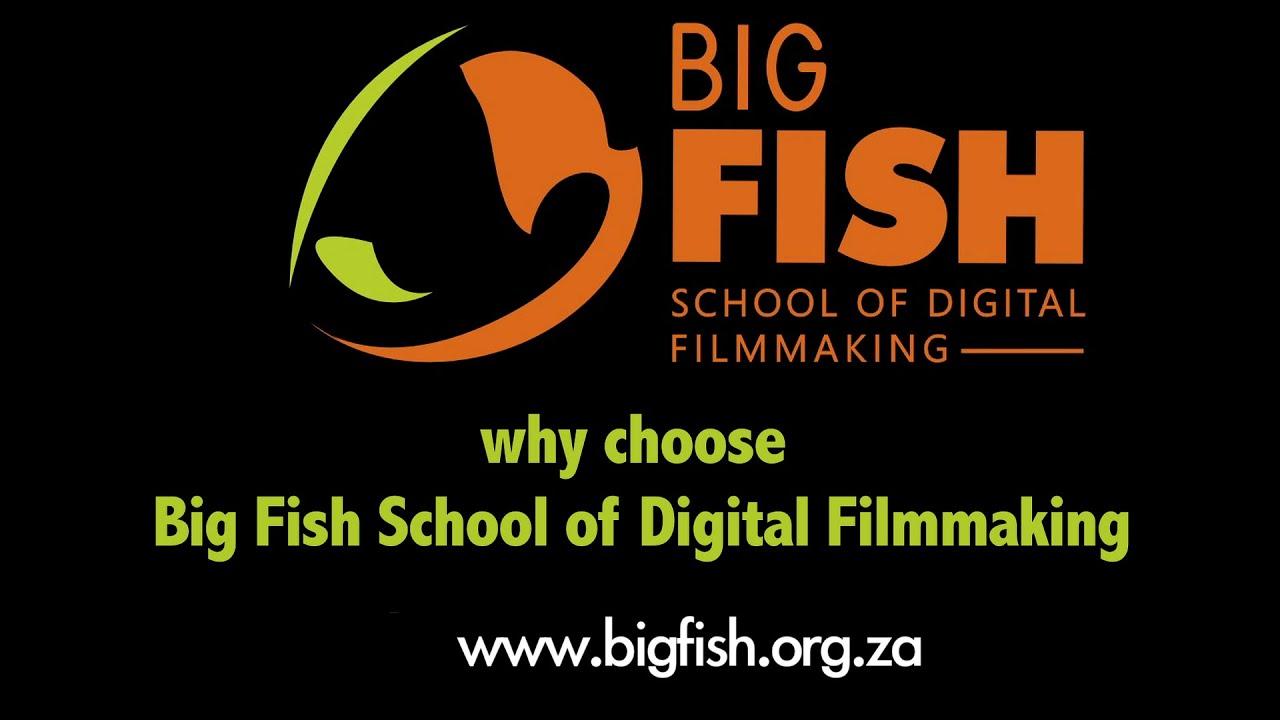 Why choose big fish school of digital filmmaking youtube for Watch big fish