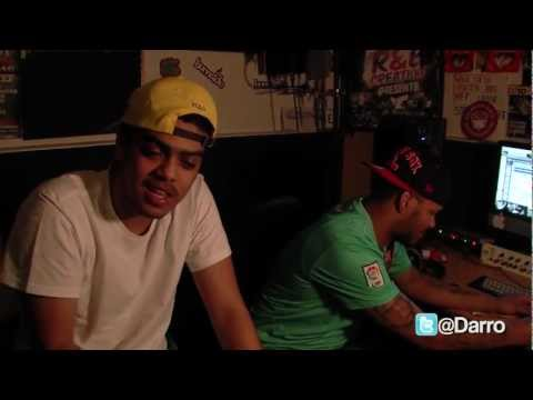 Exclusive: Darro & Hef Cypher