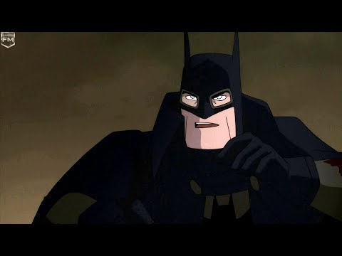 Batman vs Jack the Ripper Final  Batman: Gotham by Gaslight