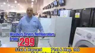 Tulsa Liquidation - Appliances And Electronics Sale