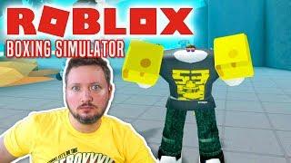 DEN STORE BOKSEKAMP! - Roblox Boxing Simulator Dansk