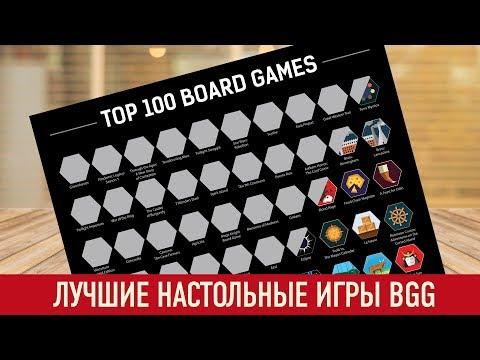 ТОП-100 НАСТОЛЬНЫХ ИГР BGG, В КОТОРЫЕ Я ИГРАЛ | КОНКУРС