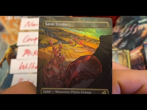 Ikoria Collector Box Opening #21 - Keep Calm & Triome On!