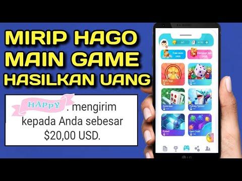 TERBARU MIRIP HAGO TAPI BISA HASILKAN UANG -- aplikasi penghasil uang terbaru - 동영상