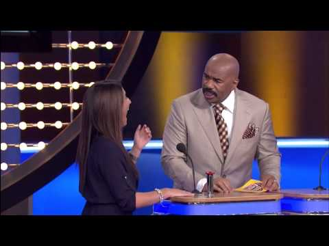 Family Feud 10/14/13: This Ain't