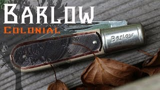 Video Vintage Colonial Prov. USA Barlow Pocket Knife download MP3, 3GP, MP4, WEBM, AVI, FLV Juni 2018