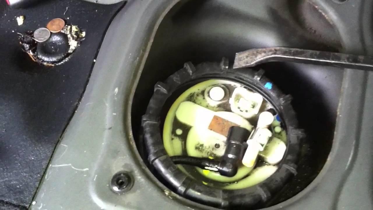 2004 honda element fuel filter