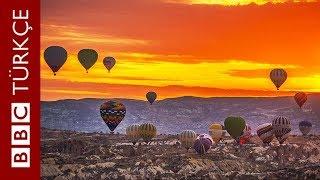 Kapadokya'nın balonları: Norveçli işadamı Lars-Eric Moere'nin başlattığı turlar 15 yaşında