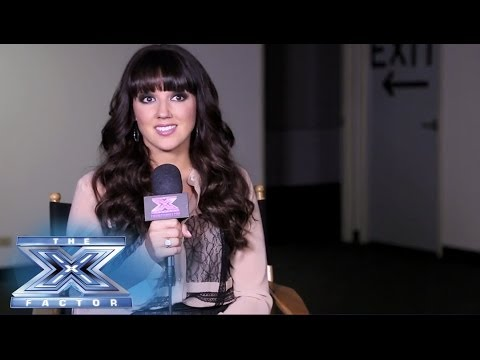 The Exit Interview: Rachel Potter - THE X FACTOR USA 2013