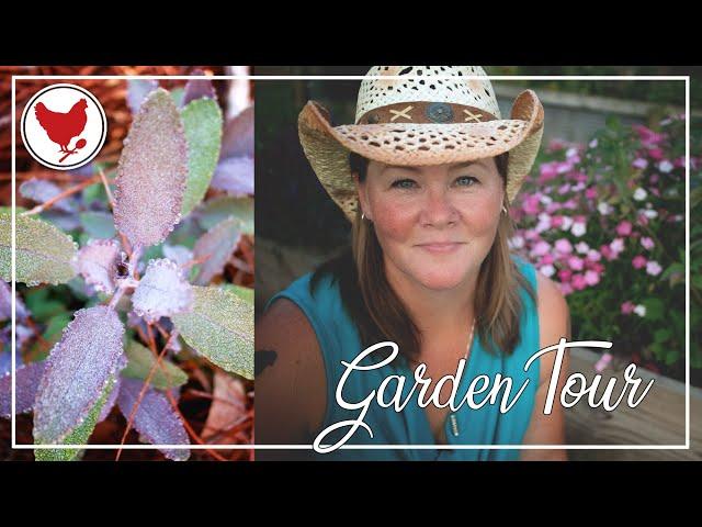GARDEN TOUR - Week 2   A Good Life Farm