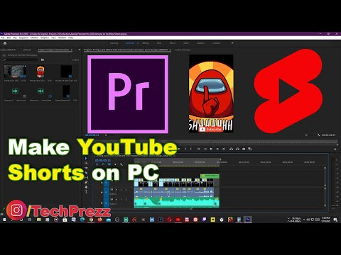 How to Make YouTube Shorts on Adobe Premier Pro PC And Why
