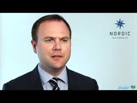 Christian Bonfils, Nordic Bulk Carriers - Arctic Shipping Forum 2012, Helsinki