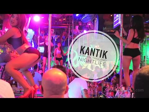 DJ KANTIK - ASIAVOX (ORIGINAL) THAI NIGHTLIFE Club 2017