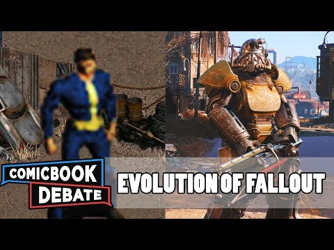 Evolution of Fallout Games in 5 Minutes (2017)