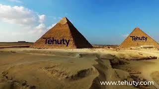 Tehuty (Pyramid) Egypt Advert