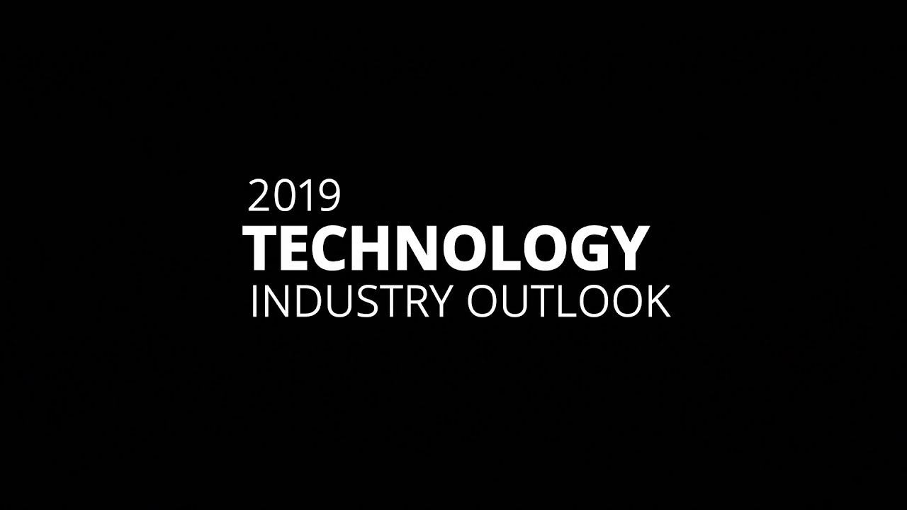Paul Sallomi shares highlights of the Deloitte 2019 Technology Industry  Outlook