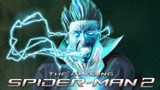 Electro & Rhino Concept Art For The Amazing Spider-Man 2
