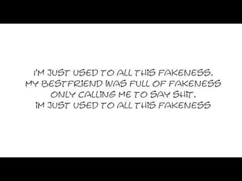 RemieeSavagee - Fakeness (Lyric Video)