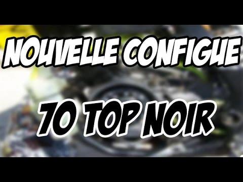 NOUVELLE CONFIG - 70 TOP NOIR - Beta Track