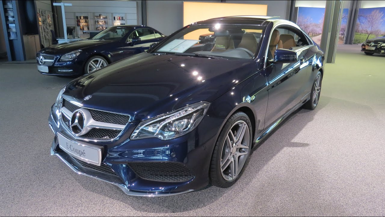 2015 mercedes benz e 250 coupe youtube. Black Bedroom Furniture Sets. Home Design Ideas