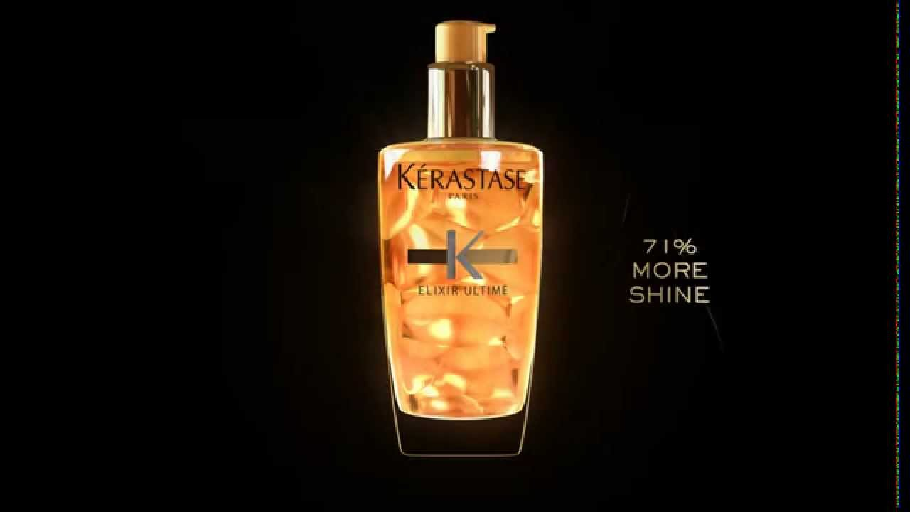 Discover kérastase elixir ultime, a collection of hair care products enriched with beautifying oils. Utilising four precious oils including argan oil, maize oil, camellia oil and pracaxi oil, in the elixir ultime formulations, hair is left looking radiant.