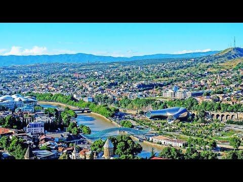 Holiday in Georgia 2017: Day 1. The old and the new capital of Georgia. Mtskheta-Tbilisi