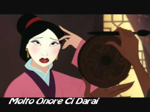 Mulan - Molto Onore Ci Darai