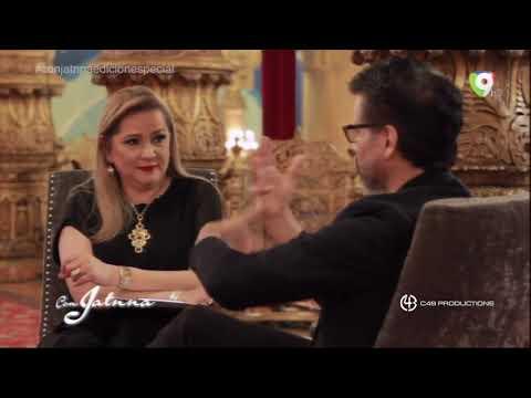 Entrevista exclusiva a Jesús Adrián Romero Con Jatnna Tavárez