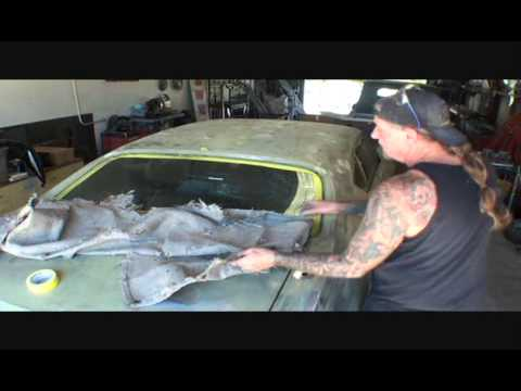 Muscle Car Restoration Chevelle SSMig Weld And Grind YouTube - Muscle car repair