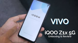 VIVO iQOO Z1x 5G - Unboxing & Review