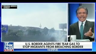 Fox News' Geraldo Rivera loses it on co-hosts in BRUTAL rant over refugee coverage
