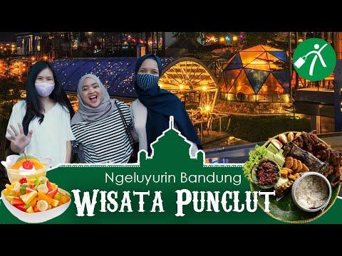 Keluyuran ke Punclut Bandung, Banyak Spot Instagrammable lho!