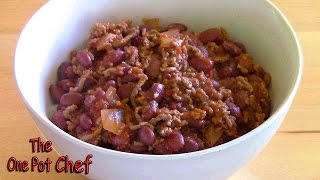 Chilli Con Carne - RECIPE