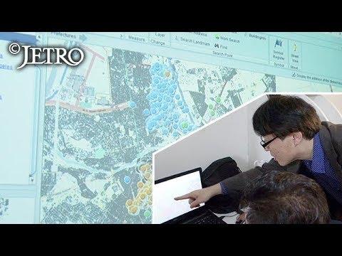 JETROフィリピンの課題解決に日本の経験を ‐クラウドGISで行政サービスを効率化‐
