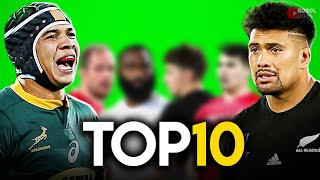 TOP 10 Best Rugby Players 2020   RUGBY HD